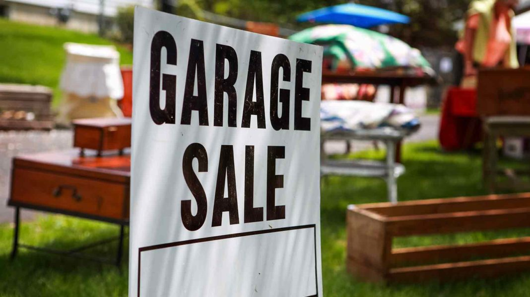 Garage Sales in Calgary